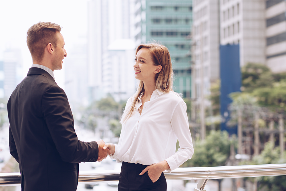 What should you do after an interview?