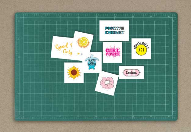 How To Make Vsco Stickers Without Sticker Papers Howcrafts Co